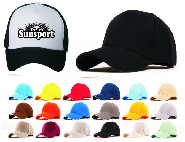 כובעים לרקמה-הדפסה