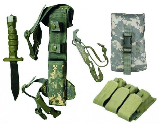 מוצרים לחיילים