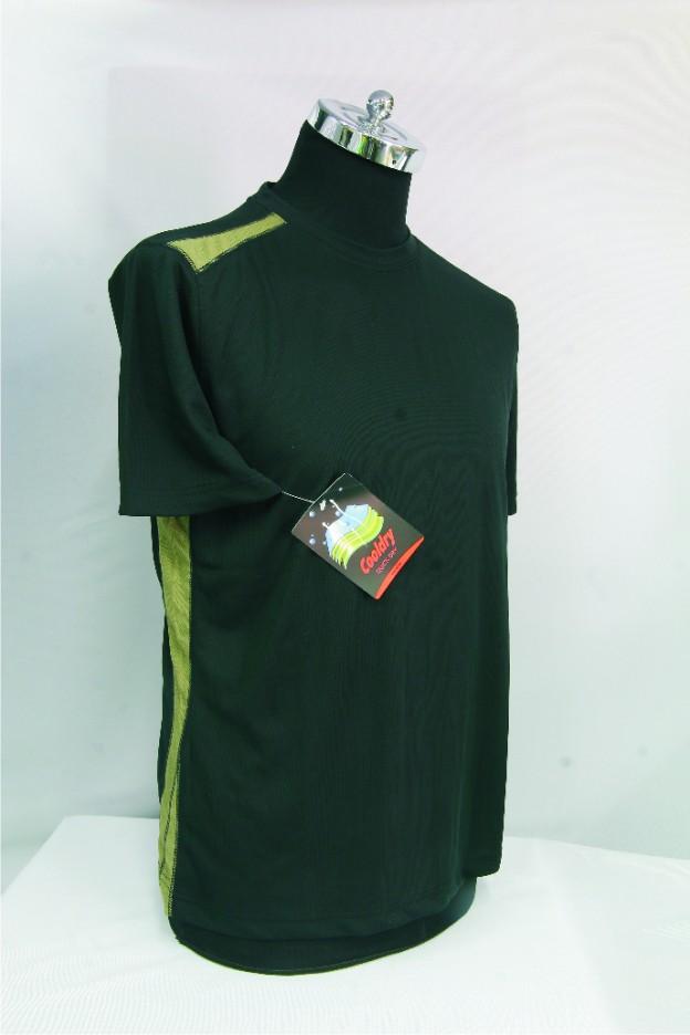 חולצת ריצה מנדפת זיעה