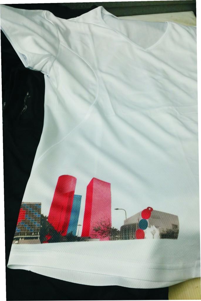 חולצת דרייפיט גיזרת נשים